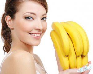 ماسكات الموز بالعسل وصفة جديدة لعلاج الشعر التالف 2016