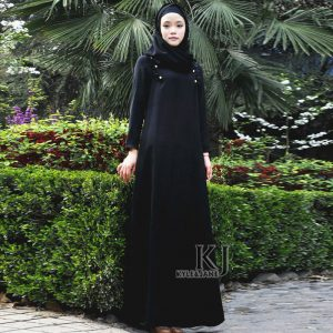 2015-New-design-www.fatakat-a.com موضة 2017Muslim-Dress-Muslim-Islamic-Clothing-for-Women-black-abaya-dress-plus-size-double