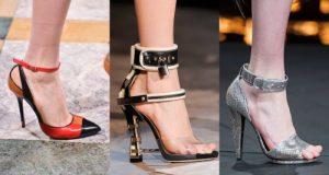 اجمل احذية نسائية سنة 2015 للعيد