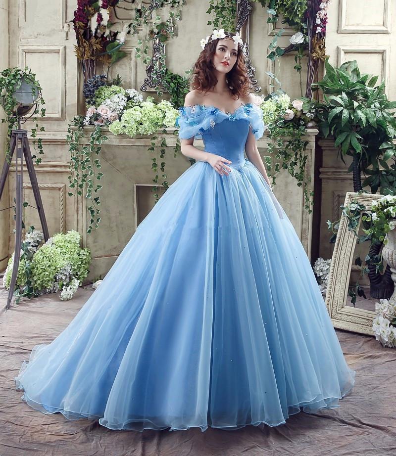 2016-font-b-Affordable-b-font-Cheap-Cinderella-font-b-Quinceanera-b-font-font-b-Dresses