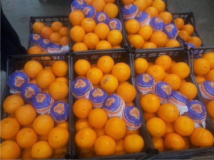 ترتيب الدول في إنتاج البرتقال