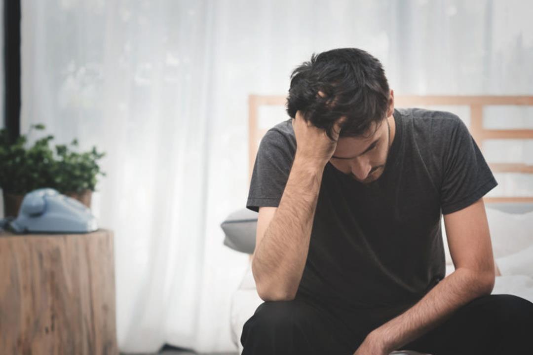أعراض الإحباط لدى الرجل