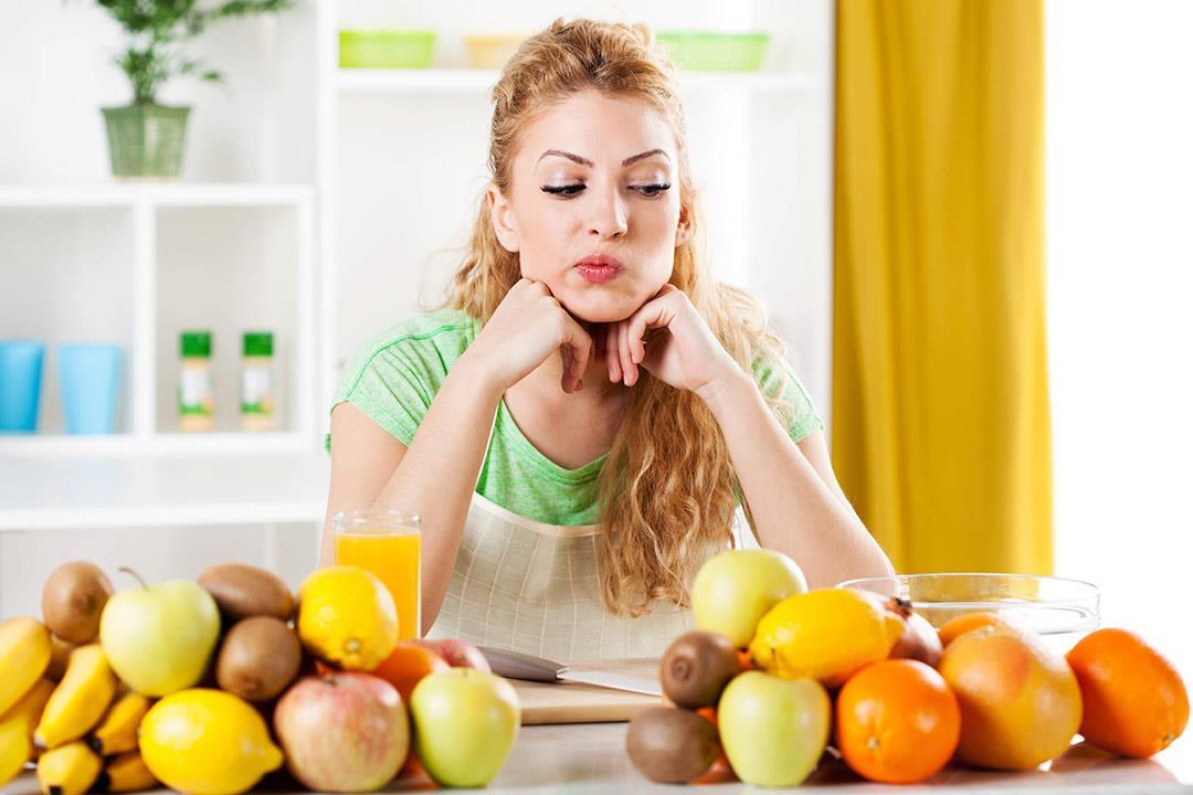الفواكه التي تسبب السمنة