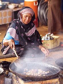 أكلات سودانية للنفاس