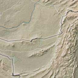 أهم أنهار في أفغانستان