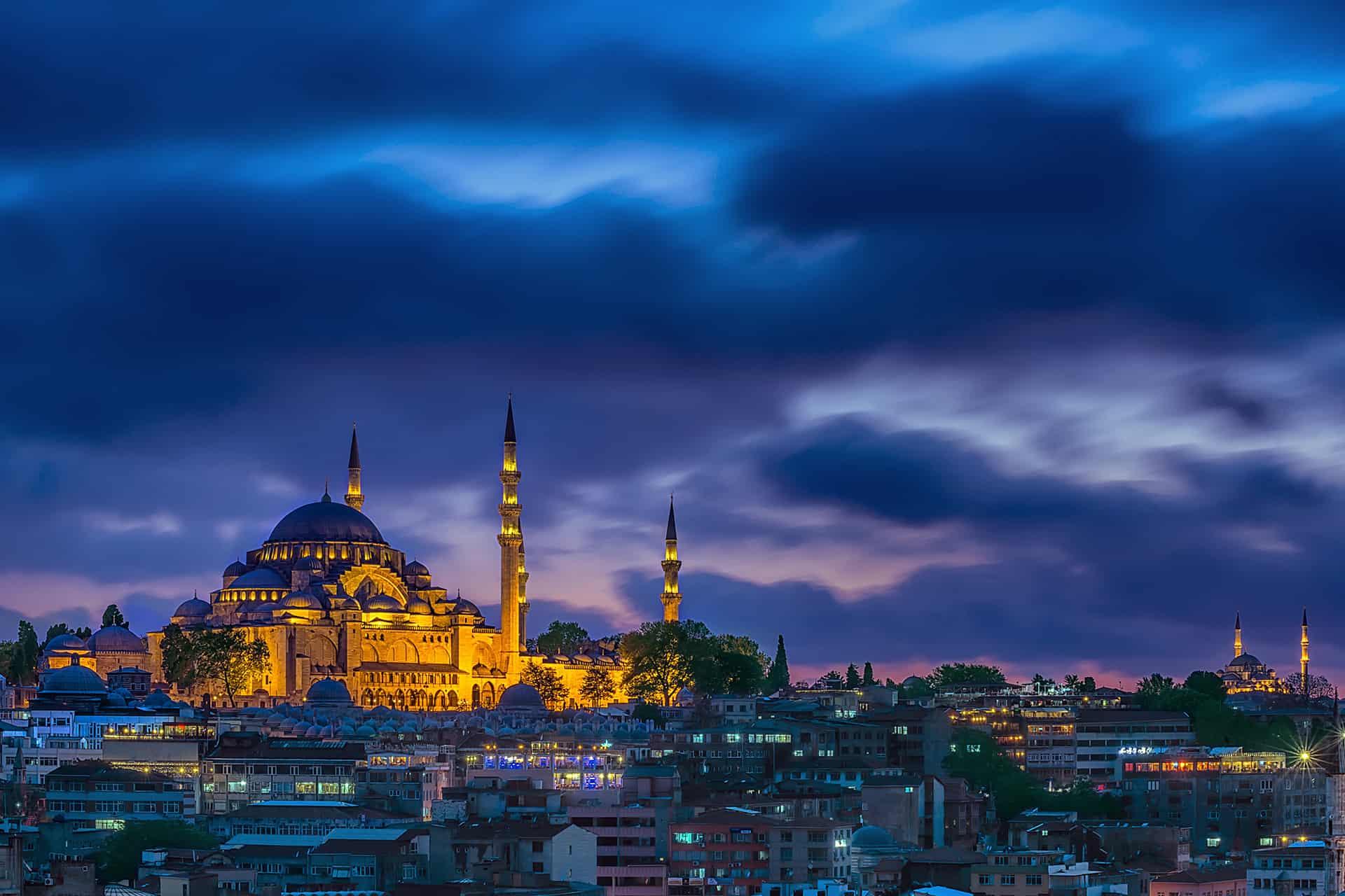 أفضل فنادق وأماكن الإقامة في إسطنبول