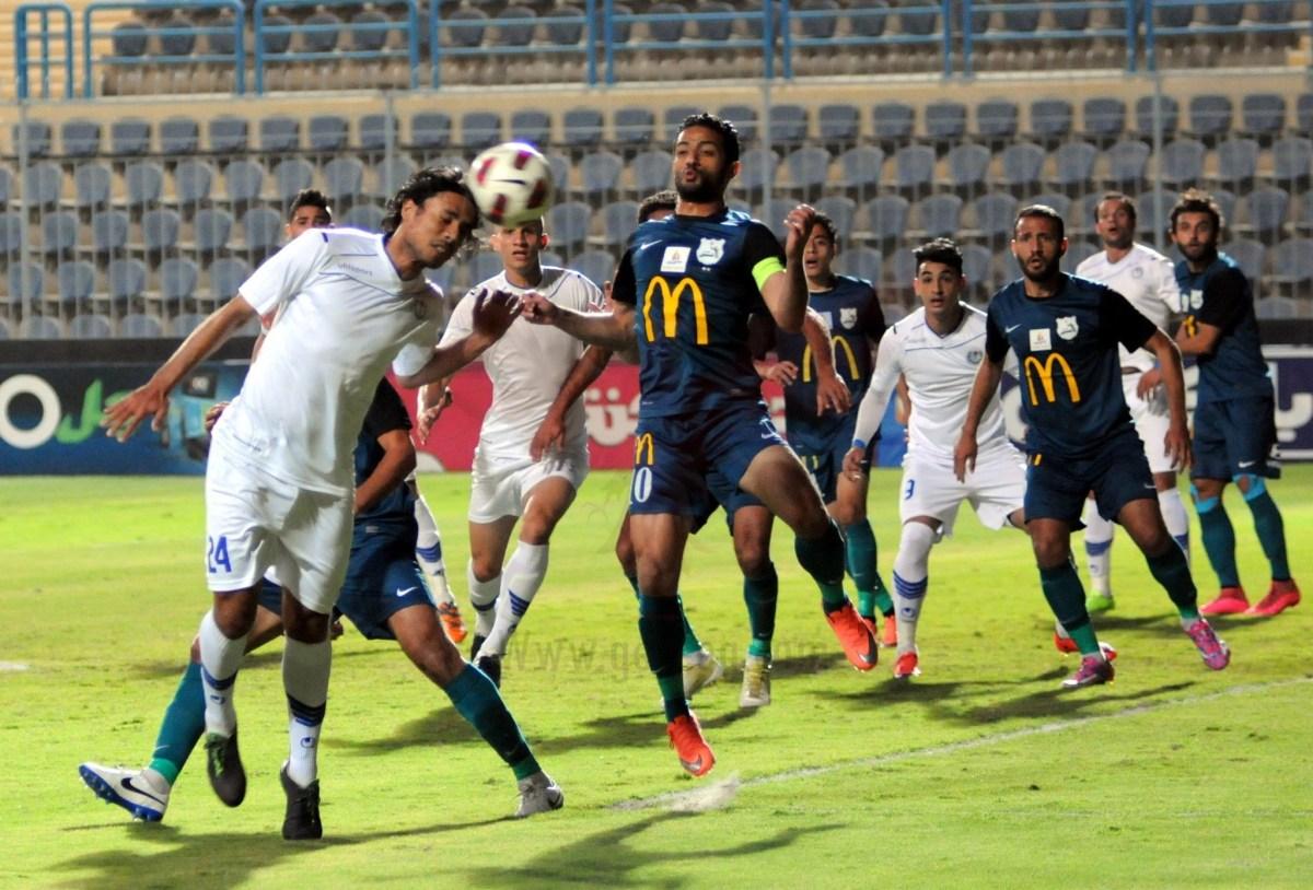 ملخص مباراة طلائع الجيش وإنبي في الجولة 19 من الدوري المصري 5 مارس 2020