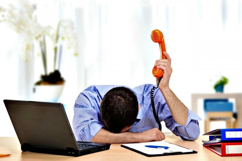 تخلص من ضغوط العمل بهذه الطرق