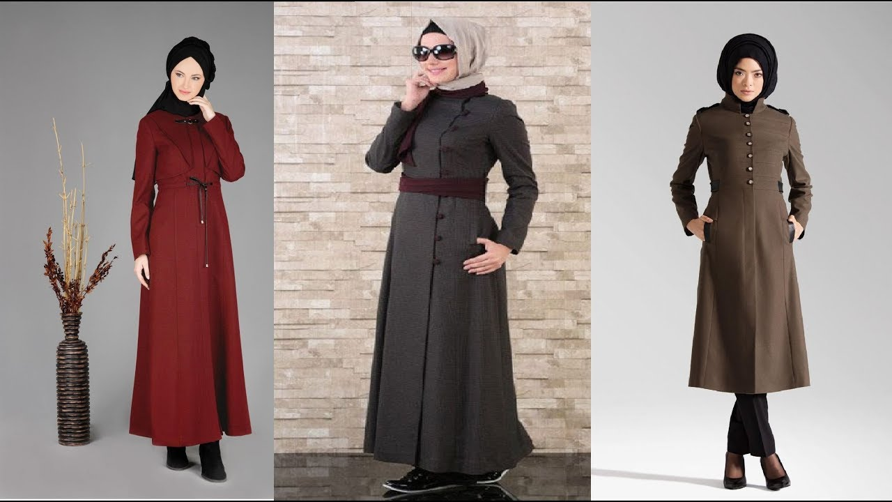 أحدث موديلات الملابس التركية للمحجبات