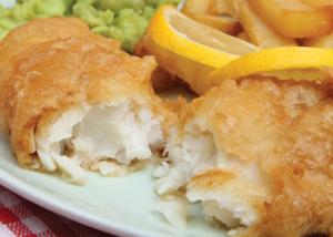 الأكلات المشهورة في بريطانيا