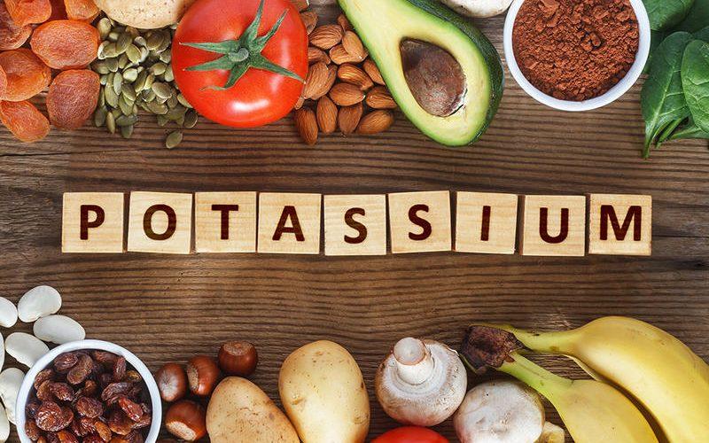 فوائد البوتاسيوم للتخسيس