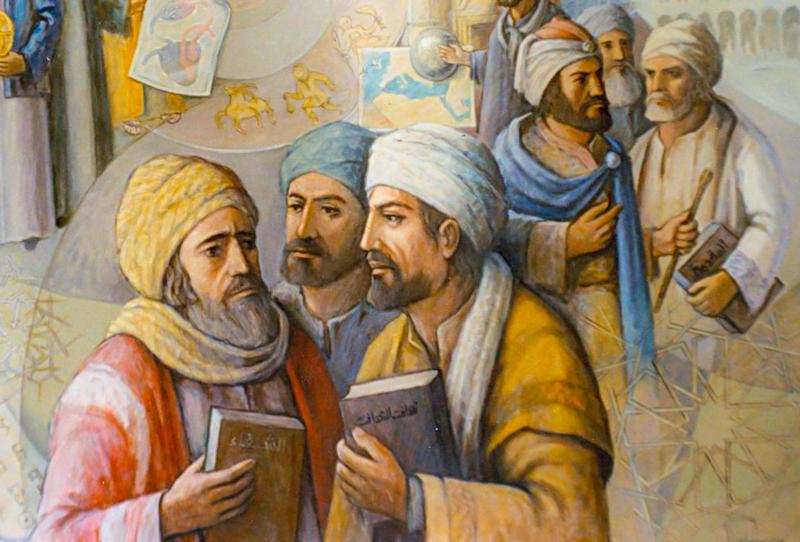 علماء الأحياء المسلمين