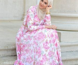 موديلات حجابات تركية طويلة للبنات 2019