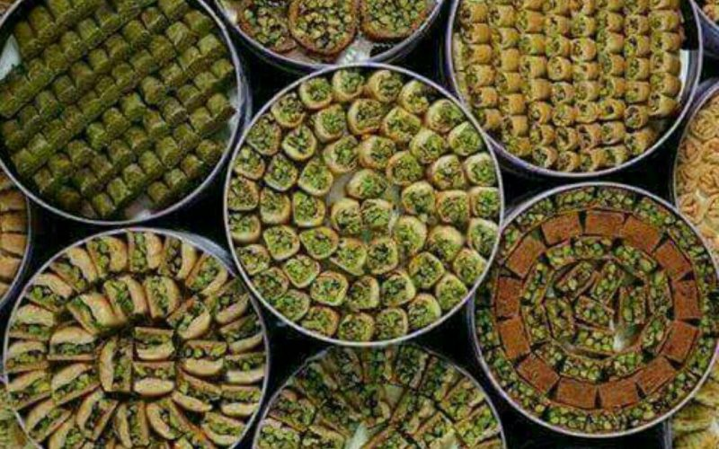 حلويات دمشقية