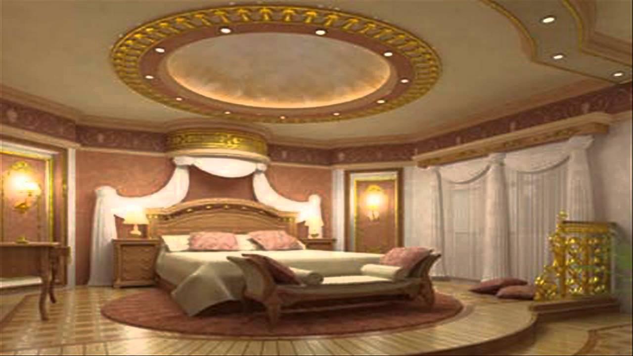 صاميم ديكورا جبس غرف نوم للأسقف والجدران على جميع الأذواق