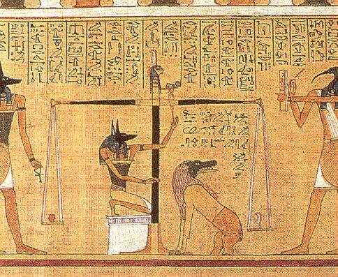 الدليل إلى الأساطير والعالم السفلي..كتاب مصر القديمة