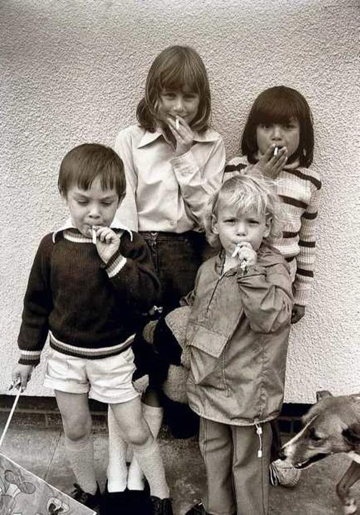أربعة أطفال يحيرون الأطباء