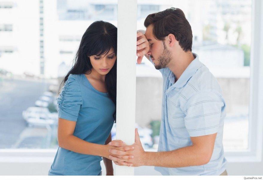 علامات الحب بعد الفراق عند المرأة