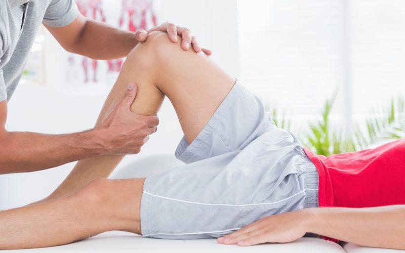 الشد العضلي وطرق علاجه