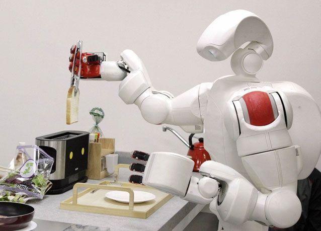 فوائد الروبوت في حياة الإنسان