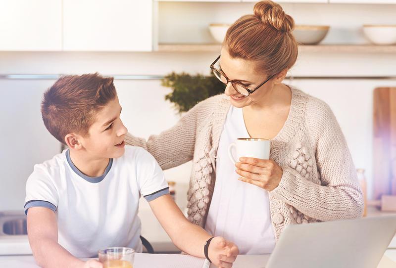 طرق بناء علاقة قوية مع طفلك المراهق