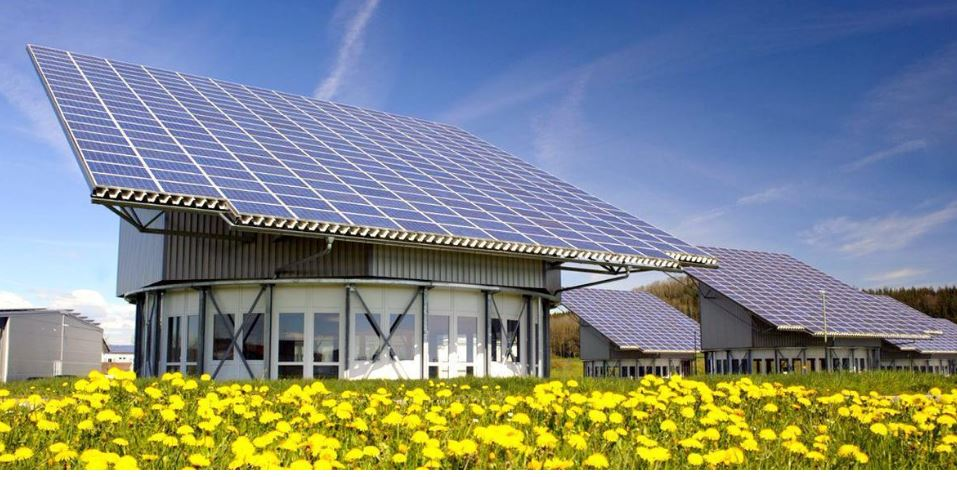 التعرف على الطاقة الشمسية