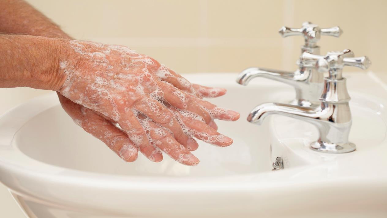 أوقات غسل اليدين