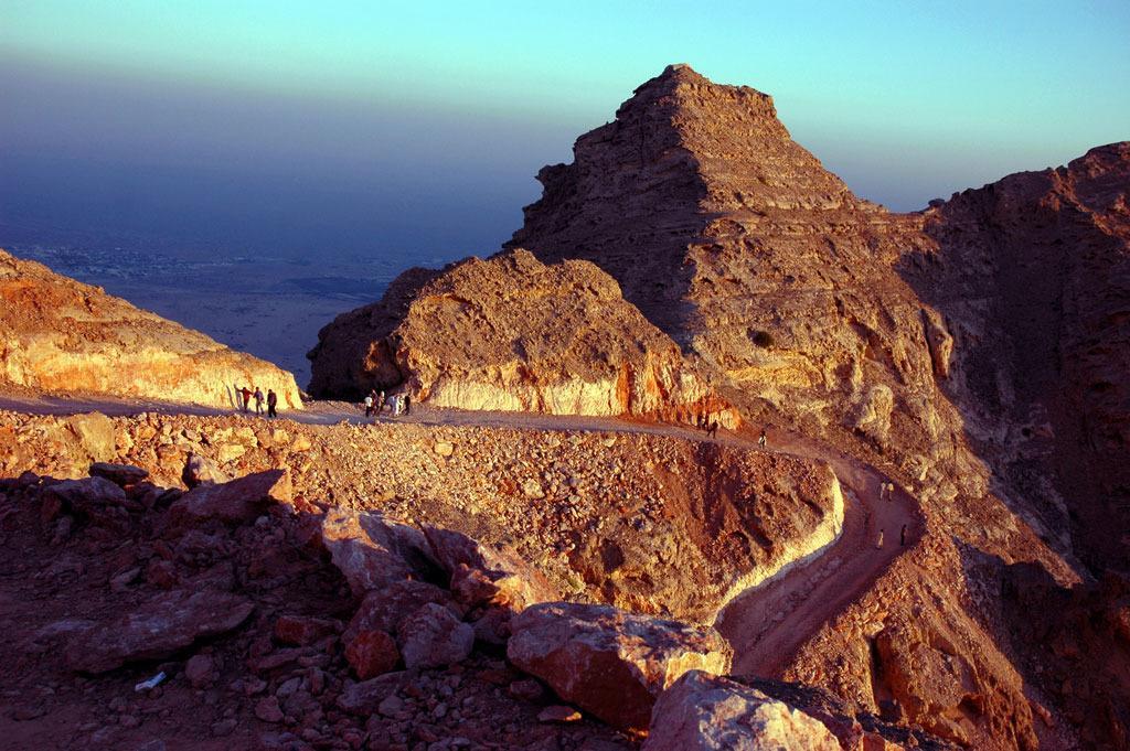 جبال الإمارات