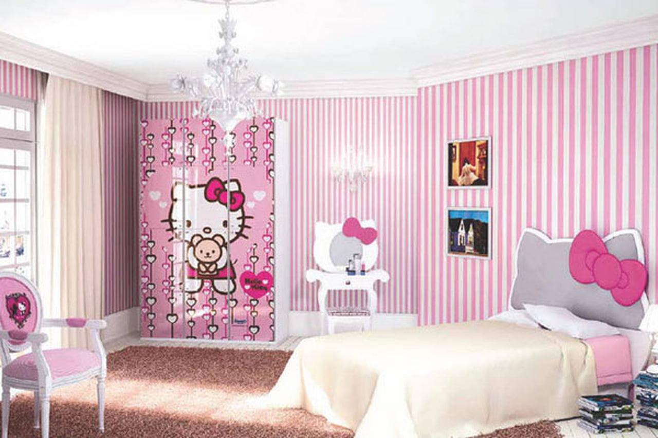 غرفة نوم تركية للبنات