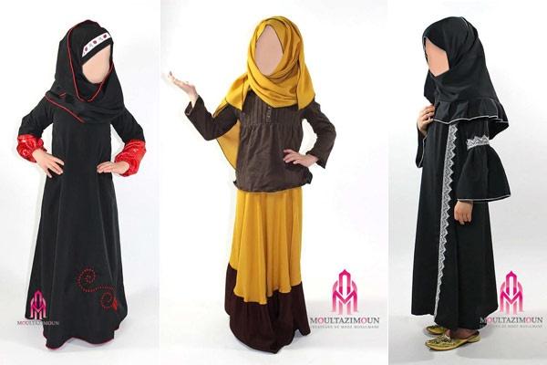 ملابس فتيات محجبات مراهقات 2016