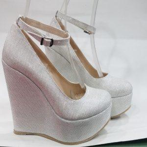 اجمل تصميمات قوالب احذية زفاف 2016 من اسطنبول