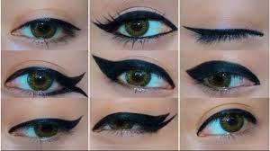 طريقة عمل مكياج العيون بطرق مختلفة