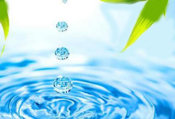 تعقيم مياه الشرب