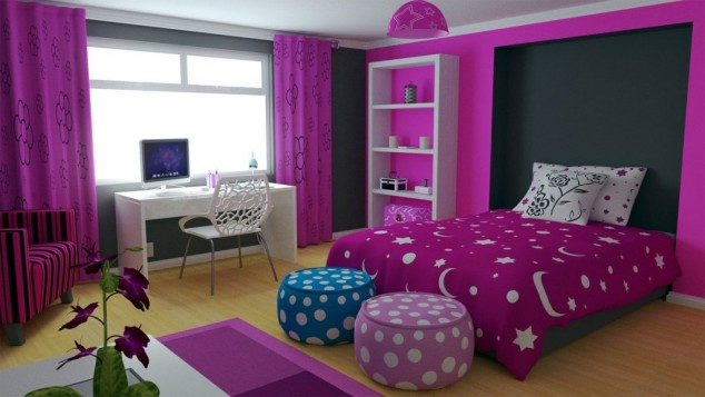 AD-Awesome-Purple-Girls-Bedroom-Designs-7