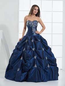 Blue-Ball-Gown-Sweetheart-Beaded-Taffeta-Prom-Dress-21813-1