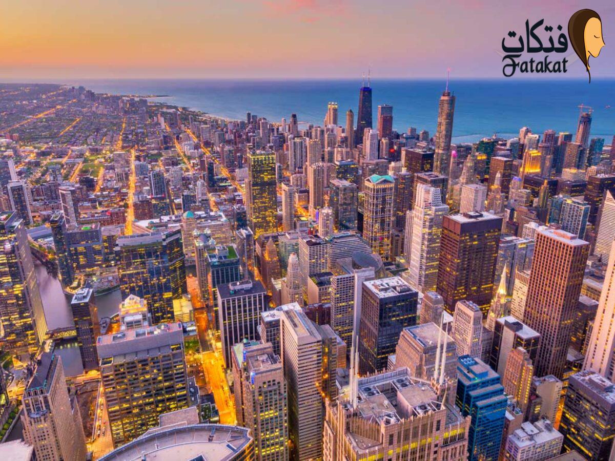 دليل السياحة في شيكاغو
