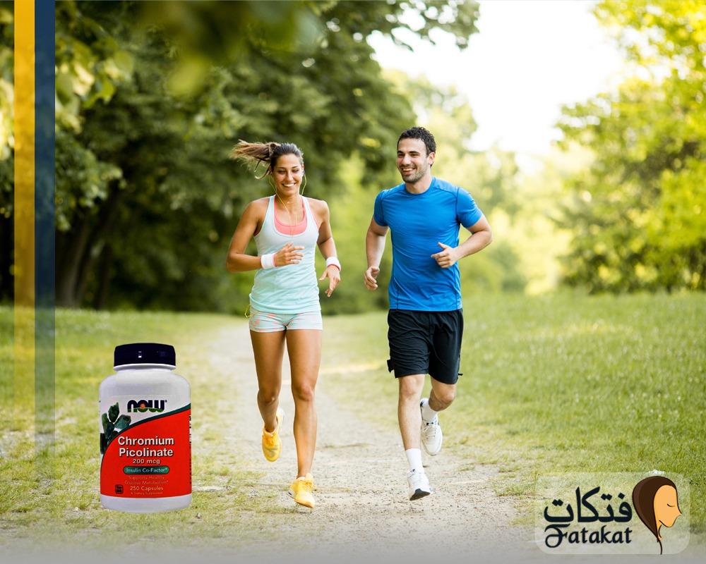 كروميوم كبسولات لتقوية النشاط البدني