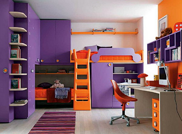 Contemporary-Children-Bedroom-Furniture