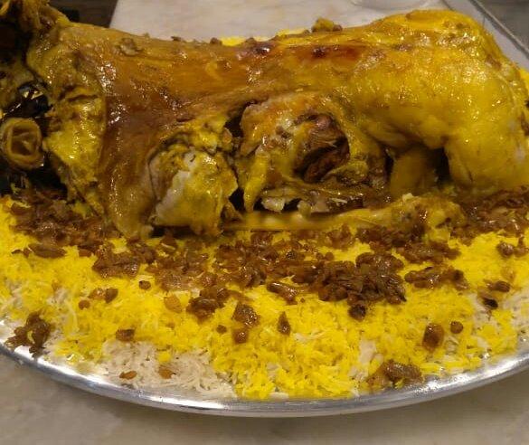 طبخ الذبيحة بالطريقة الكويتية