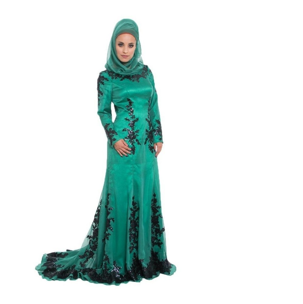 Emerald-Green-font-b-Hijab-b-font-Long-font-b-Dress-b-font-Mermaid-Gown-2017