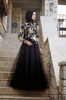 Evening dresses veiledمنتدي فتكات عرب20