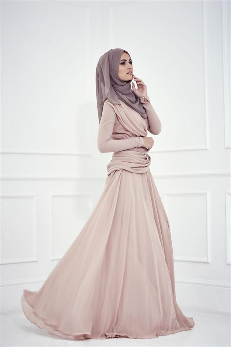 Evening dresses veiledمنتدي فتكات عرب23