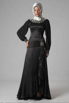 Evening dresses veiledمنتدي فتكات عرب6