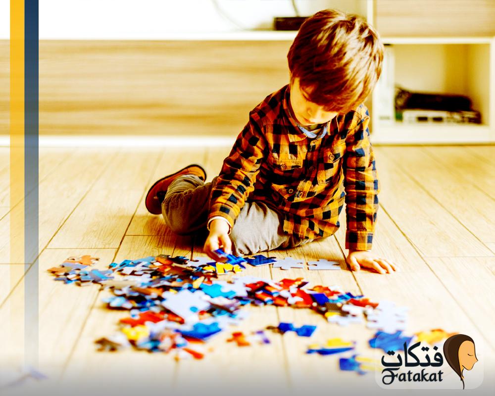 العاب تنمي مهارات الطفل