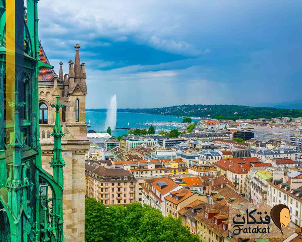 دليل السياحة في جنيف