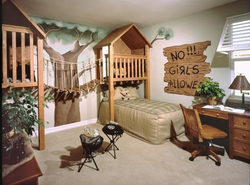 Great-9-Jungle-Theme-Kids-Room-2016-2017-Jungle-Themed-Bedroom-for-boys