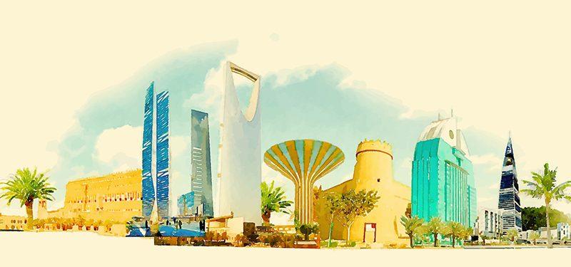 المملكة العربية السعودية موقعها من مؤسسها وماهي اسماء ملوك الدولة