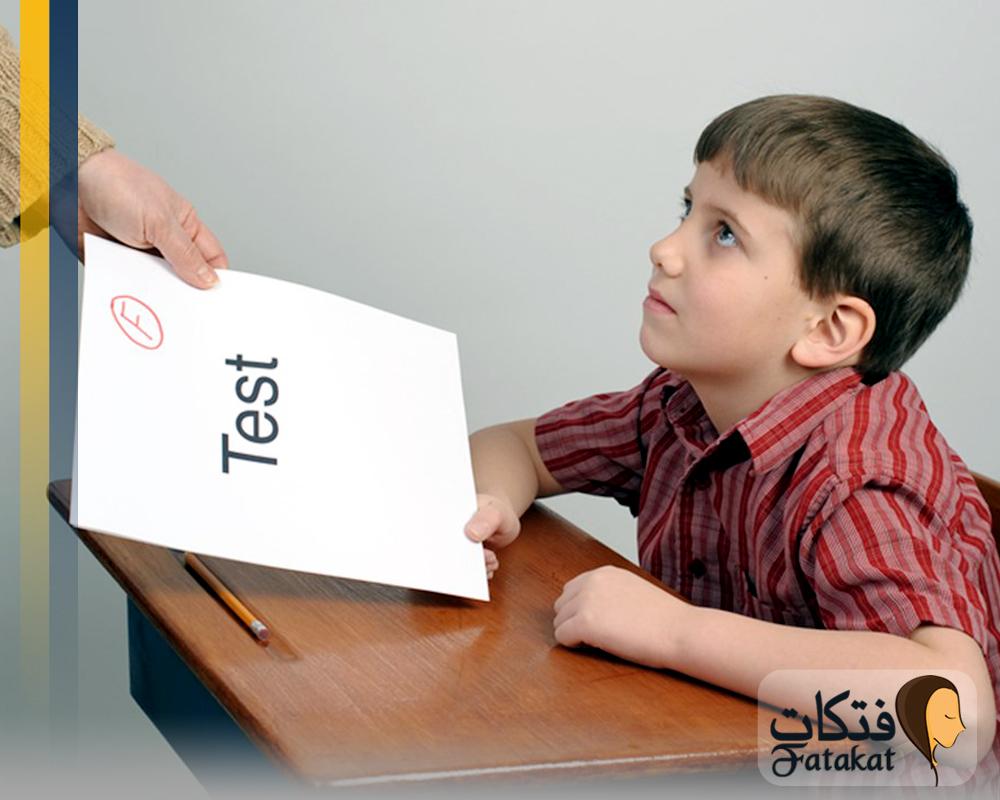 كيف تتعاملين مع نتائج امتحانات طفلك؟