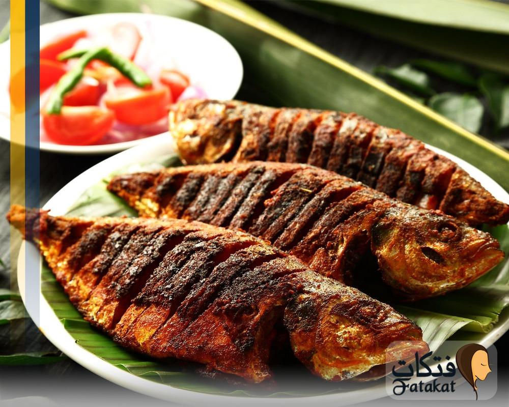 تفسير أكل السمك المشوي والمقلي في المنام