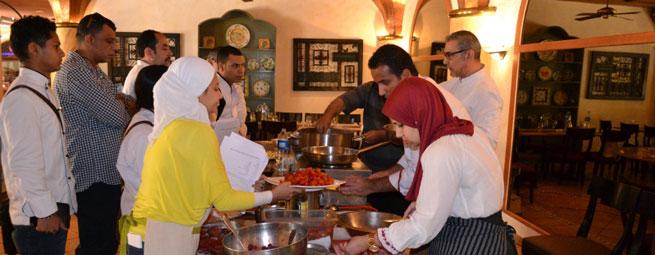 مراكز تعليم فن الطهى فى القاهرة